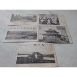 Lote Muy Antiguas Postales Chinas, 300$ Cada Una.