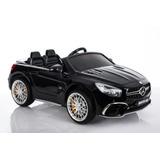 Carrito Eléctrico Mercedes-benz Black