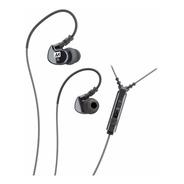 Auriculares Mee Audio M6p Bk Deportivos Con Microfono Sports
