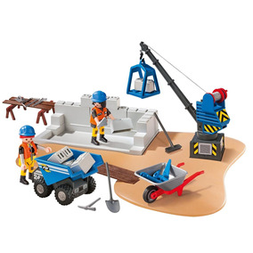Playmobil Super Set Construção - Sunny