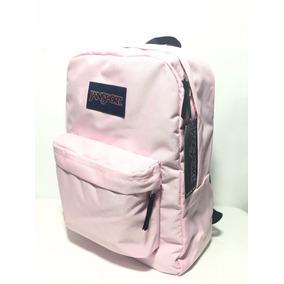 Mochila Jansport Superbreak Pink Mist T5013b7