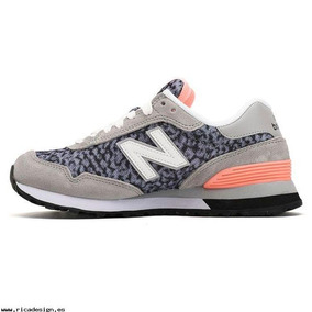 Tenis New Balance 515 Dama Super Precio Original (wl515sfc)