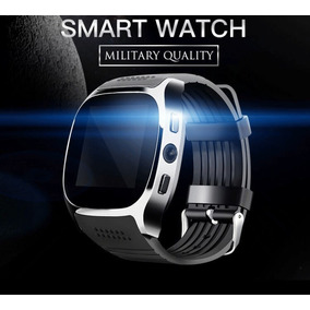 Reloj Inteligente - Cámara - Bluetooth