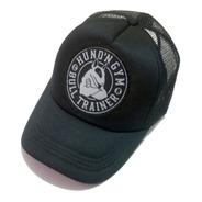 Gorras Trucker Hf ® Negro Bull Terrier Gym En Stock Original