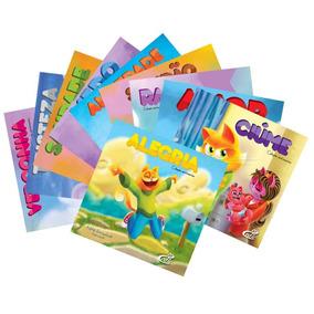 Coleção Sentimentos Com 10 Livros - Promoção