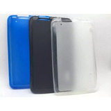 Capa Silicone Tablet Cce Motion Multilaser + Pelicula Vidro