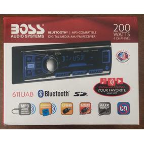 Reproductor Boss Para Carro 200w Con Mp3, Usb Y Bluetooth