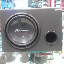 Caixa Som Dutada Pioneer Cara Preta D4 Ou S4