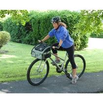 Coche Para Gato Pet Gear Bike Basket 3-en-1 Asiento De Coch