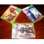 Lote Gears Of War 3 Max Payne 3 Y Lost Planet 3 Xbox 360