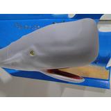 Baleia De Brinquedo Miniatura De Borracha