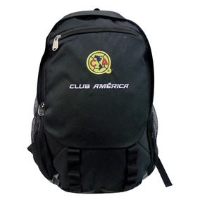 Mochila Juvenil Escolar Futbol Soccer Aguilas America 7812-3