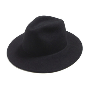 Sombrero De Alexxxstrecci Ala Ancha Para Hombre.