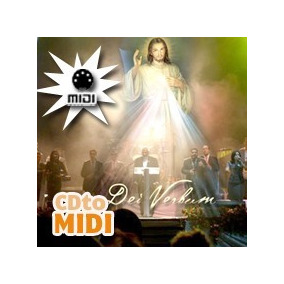 Paq Dei Verbum Con 10 Midis De Musica Catolica