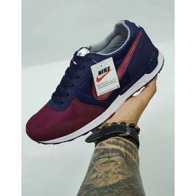sports shoes 3ff5a cf86e Tenis Zapatillas Nike Paseo Cómodo Moda Oferta