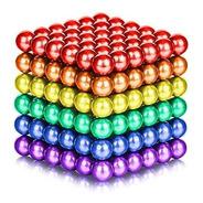 Cubo Magico Imantado Multicolor Antistress Para Adultos Emol