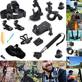 Shinekee Accessories Kit For All Gopro Hero 4 3+ 3 2 1 Sessi