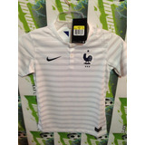 Jersey Nike Seleccion Francia 2015 100%original Remate Niño