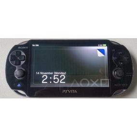 Ps Vita Oled Flasheada Henkaku 32gb + Juegos !