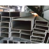 Tubo Rectangular De Aluminio 50 X 25 X 1.5 - Regla Albañil