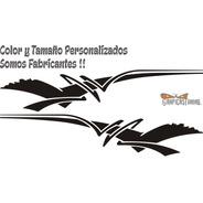 Franja Lateral 02 Calcos Ploteados Graficastuning