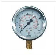 Manômetro De Pressão Com Glicerina 0 A 10 Bar
