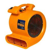 Ventilador De Piso Soleaire Max Storm 1/2 Hp Durable Ligero