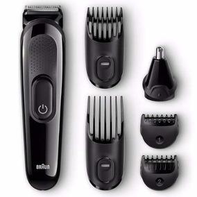Maquina Para Barba Y Cabello Braun Negra  envio Gratis 5af989a152c3