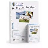 Sobres Pouch Poliester Plastif 150 M 100c/u A4, A3 Y Oficio