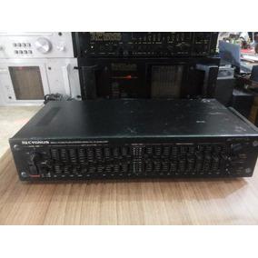 Equalizador Cygnus Ge 1800 X Perfeito