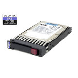 Disco Hp 72gb 15k Sas 2.5 418371-b21 418398-001 430169-002