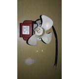 Motor De Ventilador Freezer Heladera Frio Seco - Sin Uso