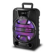 Parlante Bluetooth Portátil - Micrófono 12 Pulgadas Potente