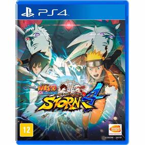 Ps4 Naruto 4 Ultimate Ninja Storm Midia Fisica Lacrado