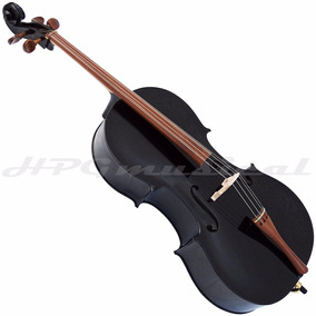 Violoncelo Rolim Milor Preto Brilho Cello 4/4
