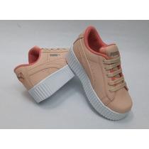 Zapatos Puma Rihanna De Niñas!!