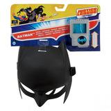 Dc Comics Justice League Mascara De Batman
