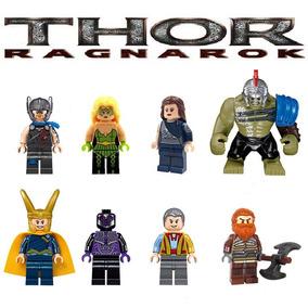 Thor Ragnarok Hulk Gladiador Jane Foster Encantor Loki