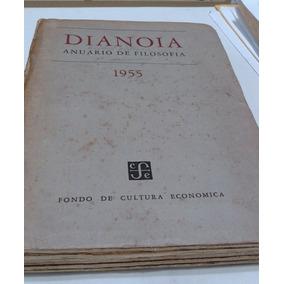 Dianoia Anuário De Filosofia N. 1 - 1955