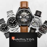 Relojes Hamilton For Men Increible Coleccion Garantia