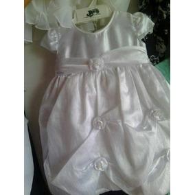 Vestido De Bautizo Talla 2 Modas Yanina