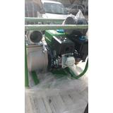 Bomba De Agua Con Motor A Gasolina 5 Hp Gx 260