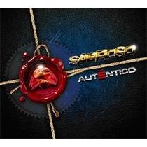 Cd Sabroso Auténtico Open Music