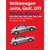 Manual Taller Volkswagen Golf,jetta Gti,1999-2005