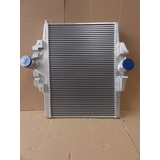 Intercooler Mercedes Axor 2540 - Novo
