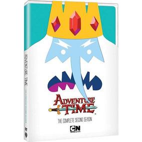 Cartoon Network Time Adventure: Segunda Temporada De Dvd