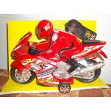 Moto Control Remoto 27x19 Cm Super Super Grande Excelente