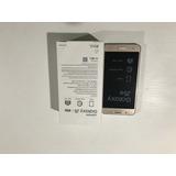 Samsung J5 Dorado 2016 4g Libre 16gb 2 Gb Ram Con Garantia