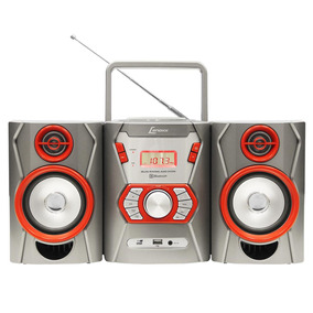 Micro System 12 Rms Lenoxx Fm, Cd, Mp3, Usb E Auxiliar