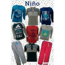 Remate Ropa De Niño C&a Lote De 10 Pz